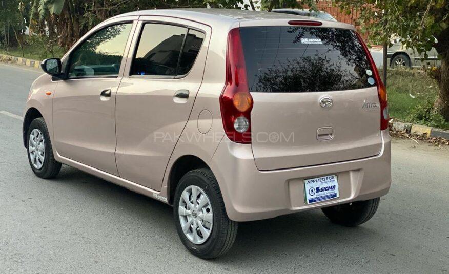 Daihatsu Mira G Smart Drive Package 2013