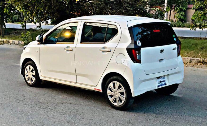 Daihatsu Mira G Smart Drive Package 2017