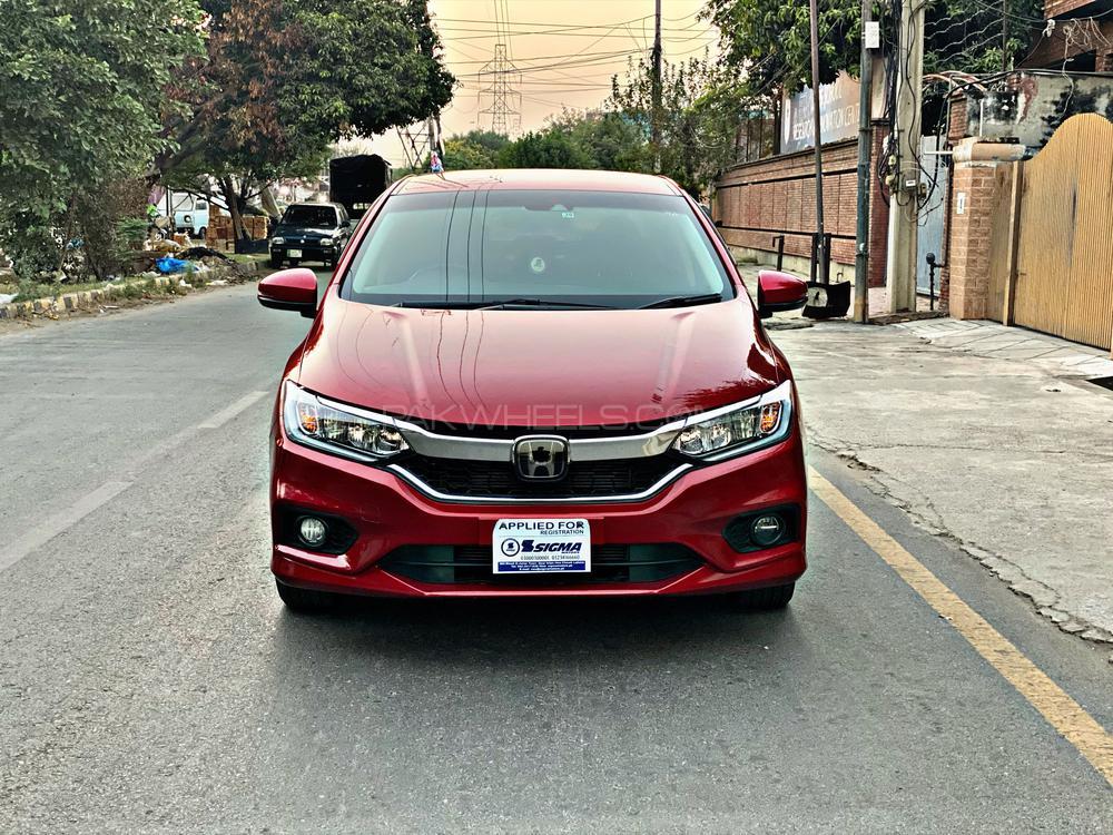 Honda Grace Hybrid EX 2017 - Sigma Motors