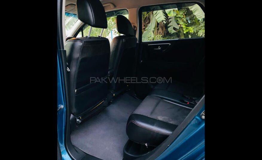 Honda N Wgn Custom G Turbo 2014