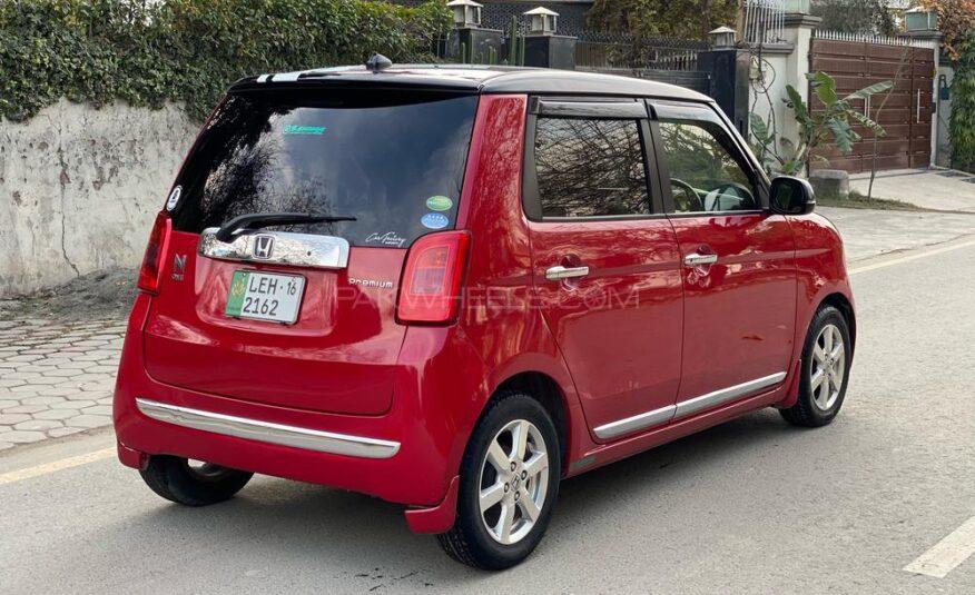 Honda N One Premium SS Brown Style Package 2013