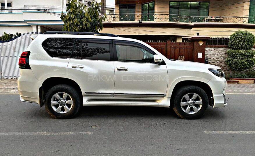 Toyota Prado TX 2.7 2015