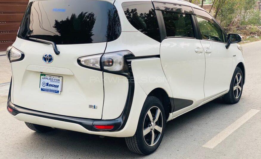 Toyota Sienta G 2015